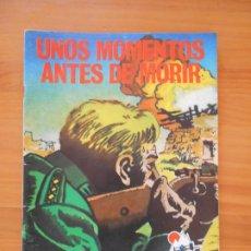 Cómics: GRANDES AVENTURAS Nº 22 - UNOS MOMENTOS ANTES DE MORIR - GTS GRUPO EDITORIAL (X). Lote 179945361