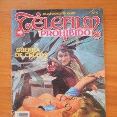 Cómics: TELEFILM PROHIBIDO - RELATOS GRAFICOS PARA ADULTOS Nº 75 (X). Lote 179945513