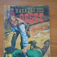 Cómics: HAZAÑAS DEL OESTE Nº 9 - G4 EDICIONES (C3). Lote 179946016