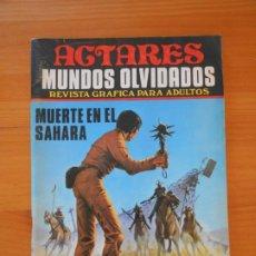 Cómics: ACTARES Nº 2 - MUNDOS OLVIDADOS - MUERTE EN EL SAHARA (C3). Lote 179946538