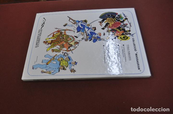 Cómics: massagran i el quadrat màgic - josep m. folch i torres - COF - Foto 2 - 179949315