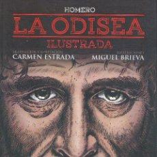 Cómics: LA ODISEA ILUSTRADA. Lote 179951791