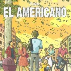 Cómics: EL AMERICANO , CALO. Lote 179954865