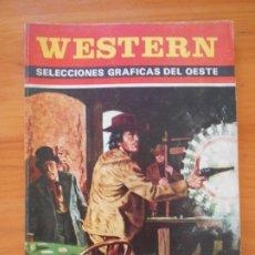Cómics: WESTERN Nº 23 - SELECCIONES GRAFICAS DEL OESTE (HK). Lote 179958656
