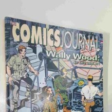 Cómics: MAGAZINE: THE COMICS JOURNAL NUM 197 JULY 1997. CONTENTS: WALLY WOOD - HIS LIFE AND ART, INTERVI.... Lote 179961367