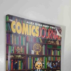 Cómics: MAGAZINE: THE COMICS JOURNAL NUM 224 JUNE 2000. CONTENTS: LARRY GONICK A CARTOONIST HISTORY, ALE.... Lote 179961400