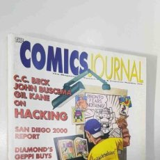 Cómics: MAGAZINE: THE COMICS JOURNAL NUM 226 AUG 2000. CONTENTS: C.C. BECK, JOHN BUSCEMA, GIL KANE ON HA.... Lote 179961430
