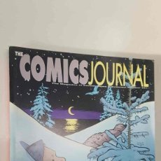 Cómics: MAGAZINE: THE COMICS JOURNAL NUM 221 MARCH 2000. CONTENTS: THE LAST INTERVIEW PAY BOYETTE, MININ.... Lote 179961463