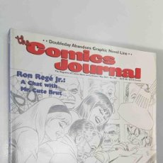 Cómics: MAGAZINE: THE COMICS JOURNAL NUM 252 MAY 2003. CONTENTS: THE JOHN ROMITA SR. INTERVIEW, A CHAT W.... Lote 179961518