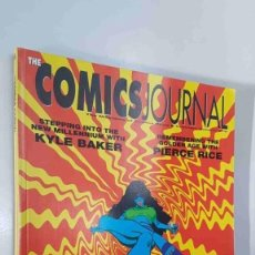 Cómics: MAGAZINE: THE COMICS JOURNAL NUM 219 JAN 2000. CONTENTS: INTERVIEWS - KYLE BAKER AND PIERCE RICE.... Lote 179961533