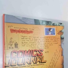 Cómics: MAGAZINE: THE COMICS JOURNAL NUM 235 JUL 2001. CONTENTS: 25TH ANNIVERSARY ISSUE (SPECIAL EGO ISSUE). Lote 179961542
