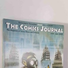 Cómics: MAGAZINE: THE COMICS JOURNAL NUM 253 JUN 2003. CONTENTS: INTERVIEW WITH ERIC DROOKER, A CONVERSA.... Lote 179961556