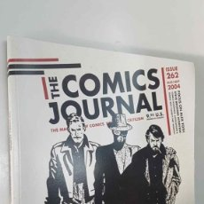Cómics: MAGAZINE: THE COMICS JOURNAL NUM 262 AUG/SEP 2004. CONTENTS: FOCUS ON ALEX TOTH, STEVE BRODNER I.... Lote 179961618