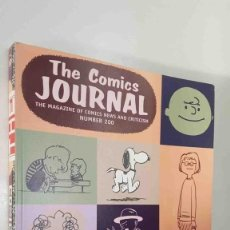 Cómics: MAGAZINE: THE COMICS JOURNAL NUM 200 DEC 1997. CONTENTS: THE GREAT COMIC BOOK HEROES BY JULES FE.... Lote 179961635
