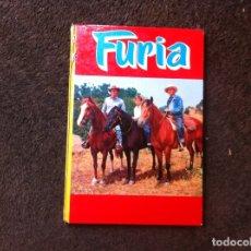 Cómics: FURIA Nº 10, 1976. EDICIONES LAIDA. TAPA DURA. Lote 180023830