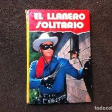 Cómics: EL LLANERO SOLITARIO Nº 6, 1975. EDICIONES LAIDA. TAPA DURA. FHER.. Lote 180024156