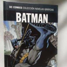 Cómics: BATMAN SILENCIO PARTE1, DC COMICS COL NOVELAS GRÁFICAS N1,ED SALVAT, VER FOTOS. Lote 180040798