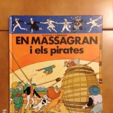 Cómics: EN MASSAGRAN I ELS PIRATES - R. FOLCH I CAMARASA - COMIC EN CATALA. Lote 180042095