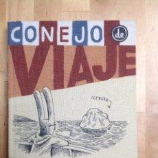 Cómics: CONEJO DE VIAJE DE LINIERS. Lote 180042550