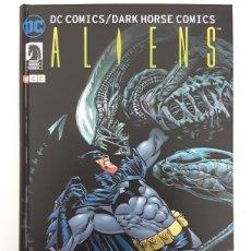 Cómics: DC COMICS / DARK HORSE COMICS. ALIENS - ECC CÓMICS. Lote 180071603
