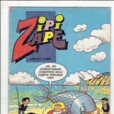 Cómics: LOTE DE 9 COMICS DE ZIPI ZAPE EDICIONES B,Y BURGUERA. Lote 180077718
