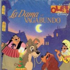 Cómics: COLECCION OLE - LA DAMA Y EL VAGABUNDO AÑO 1997. Lote 180078395