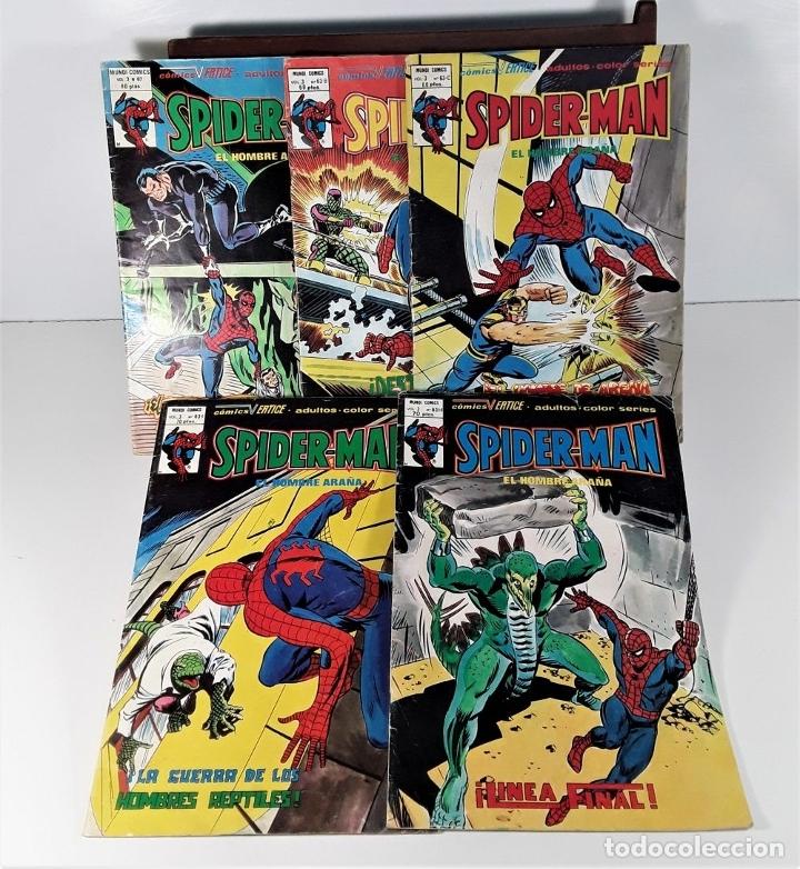 Cómics: MUNDI COMICS. 12 EJEMPLARES. VARIAS EDITORIALES. ESPAÑA. SIGLO XX. - Foto 3 - 180083267