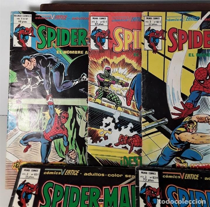 Cómics: MUNDI COMICS. 12 EJEMPLARES. VARIAS EDITORIALES. ESPAÑA. SIGLO XX. - Foto 4 - 180083267