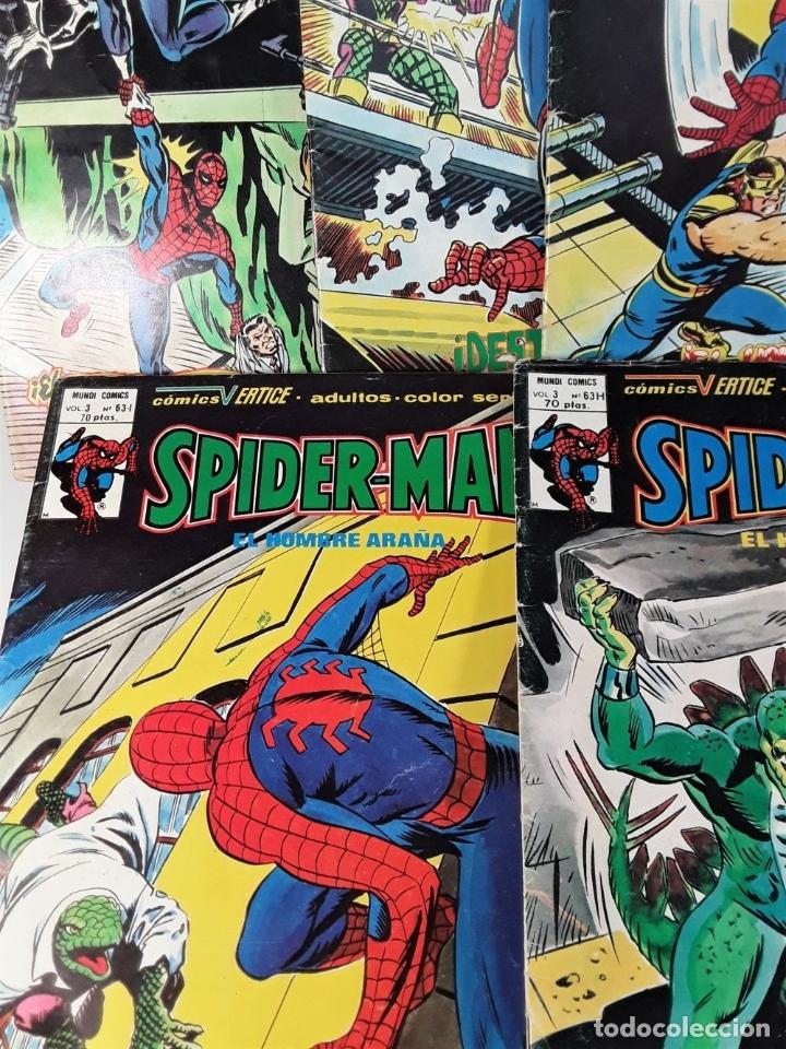 Cómics: MUNDI COMICS. 12 EJEMPLARES. VARIAS EDITORIALES. ESPAÑA. SIGLO XX. - Foto 5 - 180083267