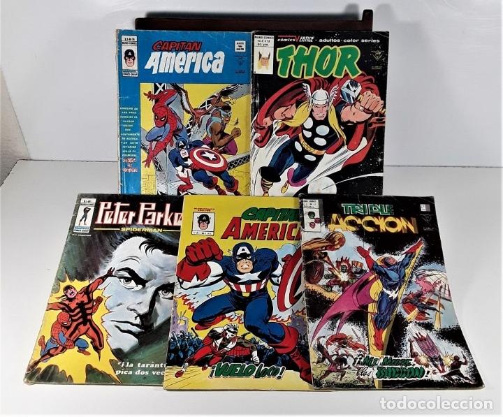 Cómics: MUNDI COMICS. 12 EJEMPLARES. VARIAS EDITORIALES. ESPAÑA. SIGLO XX. - Foto 9 - 180083267