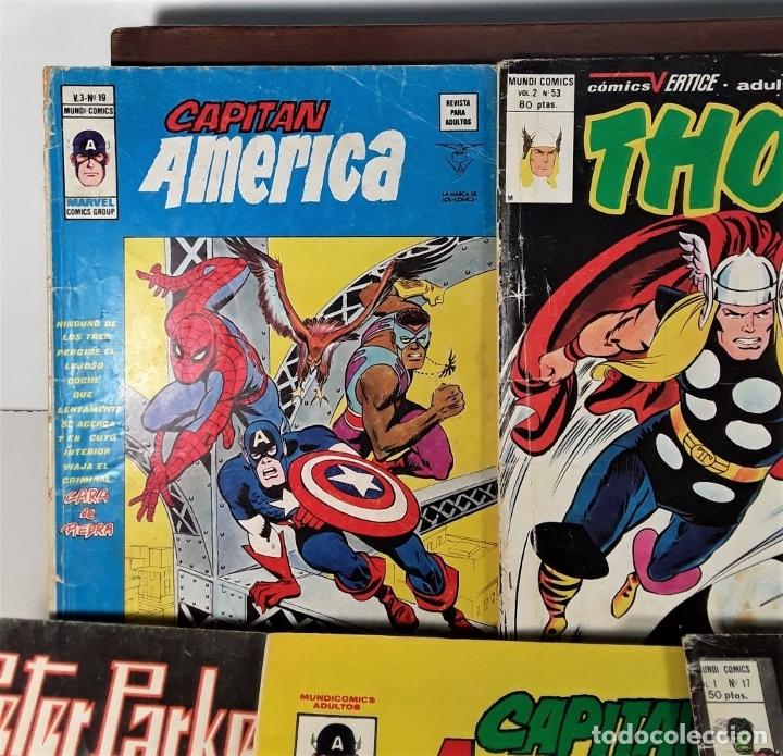 Cómics: MUNDI COMICS. 12 EJEMPLARES. VARIAS EDITORIALES. ESPAÑA. SIGLO XX. - Foto 10 - 180083267