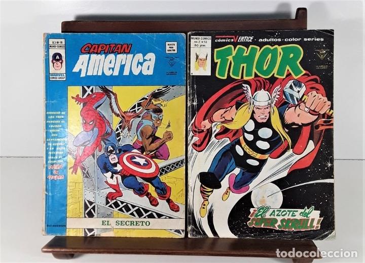 Cómics: MUNDI COMICS. 12 EJEMPLARES. VARIAS EDITORIALES. ESPAÑA. SIGLO XX. - Foto 13 - 180083267