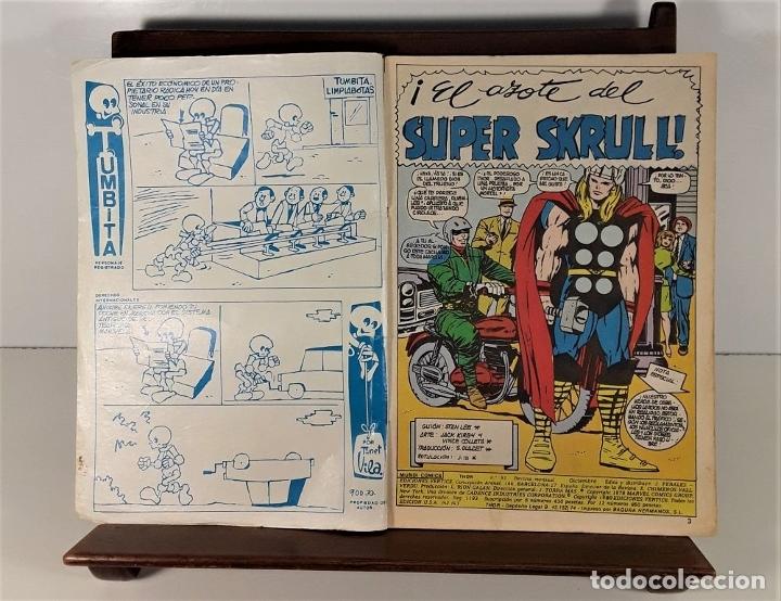 Cómics: MUNDI COMICS. 12 EJEMPLARES. VARIAS EDITORIALES. ESPAÑA. SIGLO XX. - Foto 16 - 180083267