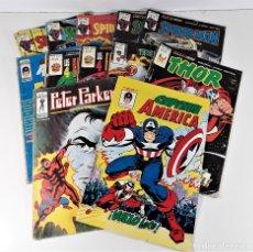 Cómics: MUNDI COMICS. 12 EJEMPLARES. VARIAS EDITORIALES. ESPAÑA. SIGLO XX.. Lote 180083267