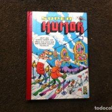 Cómics: SUPER HUMOR. (VOLUMEN 55) ED. EDICIONES B, 1988. 1ª EDICIÓN. MORTADELO. ZIPI ZAPE. Lote 180087496