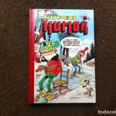 Cómics: SUPER HUMOR. (VOLUMEN 15) ED. EDICIONES B, 1991. MORTADELO FILEMÓN ROMPETECHOS. Lote 180087981