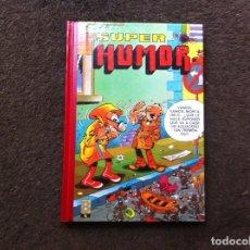 Cómics: SUPER HUMOR. (VOLUMEN 11) ED. EDICIONES B, 1990. MORTADELO FILEMÓN. Lote 180088495