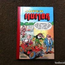 Cómics: SUPER HUMOR. (VOLUMEN 43) ED. EDICIONES B, 1992. MORTADELO FILEMÓN. PEPE GOTERA. Lote 180088801