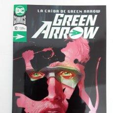 Cómics: GREEN ARROW 10 - PERCY, FERREYRA - ECC CÓMICS. Lote 180092927