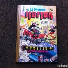 Cómics: SUPER HUMOR. (VOLUMEN XXI) ED. BRUGUERA, 1982. MORTADELO Y FILEMÓN. . Lote 180093946