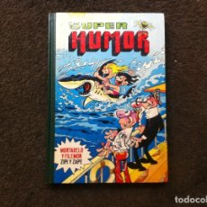 Cómics: SUPER HUMOR. (VOLUMEN XIII) ED. BRUGUERA, 1984. MORTADELO Y FILEMÓN. ZIPI ZAPE. Lote 180095455