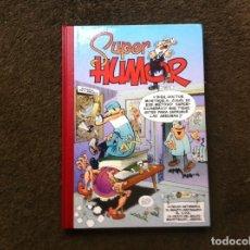 Cómics: SUPER HUMOR. (TOMO 12) ED. EDICIONES B, 1996. MORTADELO Y FILEMÓN.. Lote 180096210