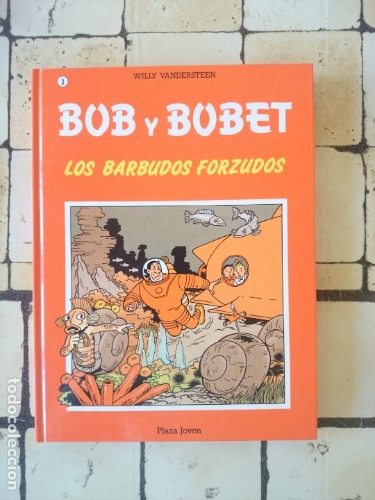 BOB Y BOBET - N 3 - LOS BARBUDOS FORZUDOS - WILLY VANDERSTEEN (Tebeos y Comics - Comics otras Editoriales Actuales)