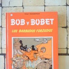 Cómics: BOB Y BOBET - N 3 - LOS BARBUDOS FORZUDOS - WILLY VANDERSTEEN. Lote 180101958