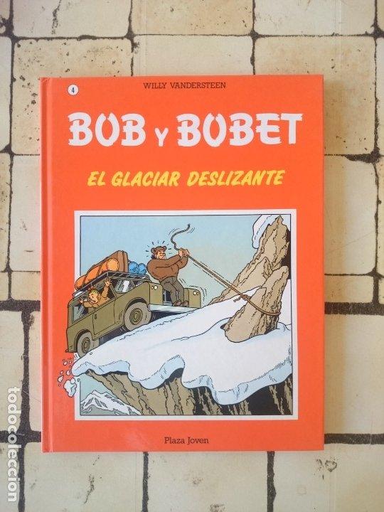 BOB Y BOBET N 4- EL GLACIAR DESLIZANTE - WILLY VANDERSTEEN (Tebeos y Comics - Comics otras Editoriales Actuales)