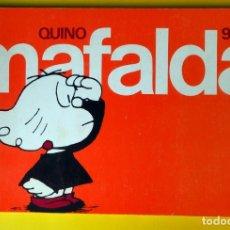 Cómics: COMICS MAFALDA DE QUINO .EDITORIAL LUMEN Nº 9. Lote 180117221