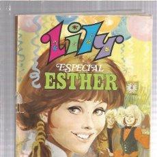 Cómics: LILY ESPECIAL ESTHER 5. Lote 180126503