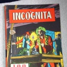 Cómics: INCOGNITA AÑO II; Nº 11 (EDITORIAL OESTE , ARGENTINA AÑOS 60)-RAREZA_. Lote 180129675