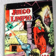 Cómics: JUEGO LIMPIO AÑO IV; Nº 26 (EDITORIAL OESTE , ARGENTINA AÑOS 60)-RAREZA_. Lote 180130607