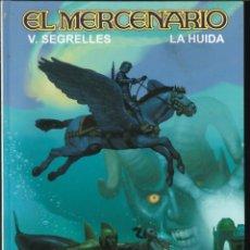 Cómics: EL MERCENARIO NÚMERO 11 LA HUIDA VICENTE SEGRELLES. Lote 180156973